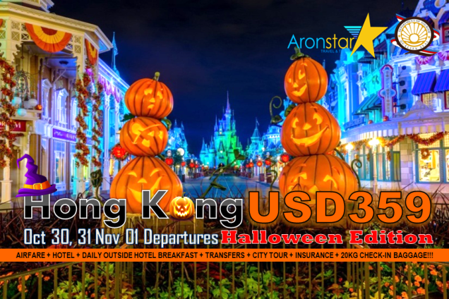 4D HKG Halloween edition 9X6