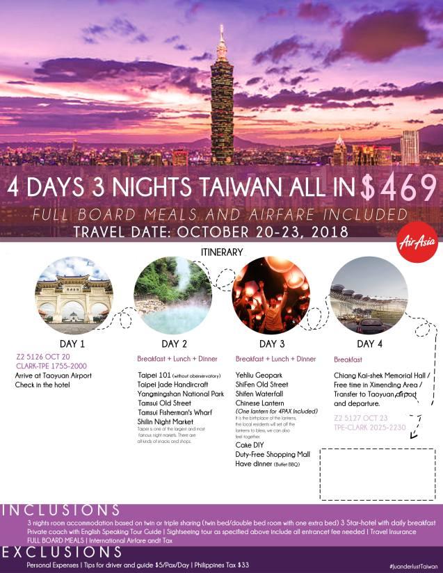 e-flyer for Oct 20-23