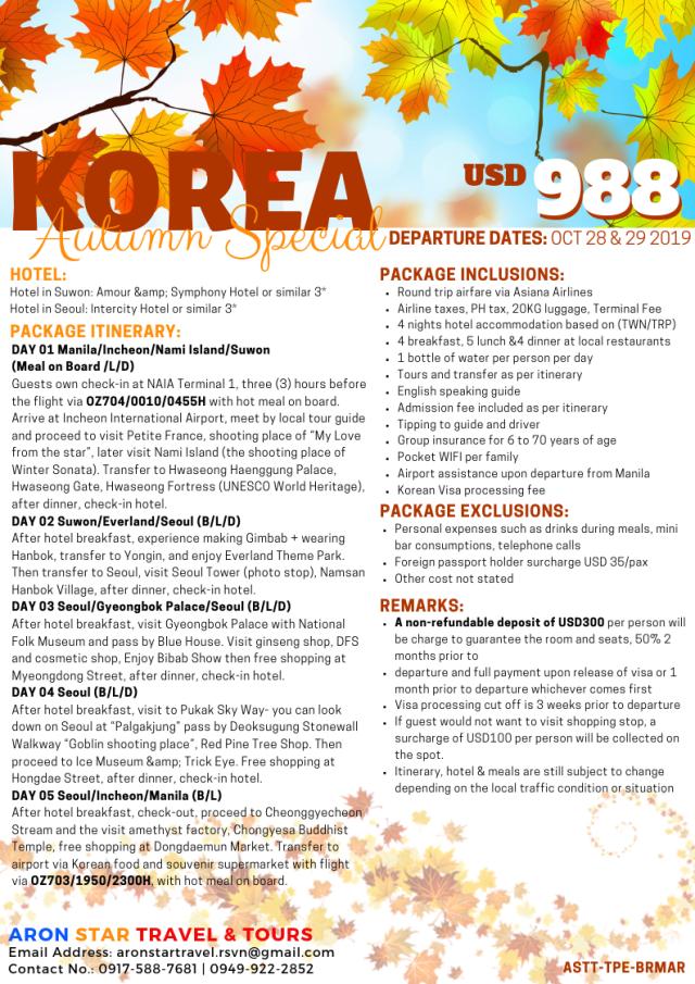 KOREA AUTUMN SPECIAL USD 988.png