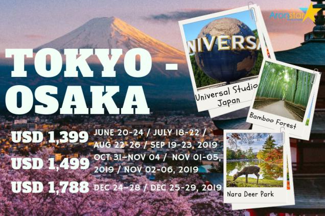 TOKYO-OSAKA